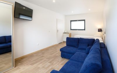 Bungalow 3 osobowy LUX